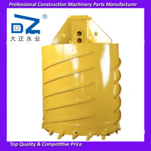 China Factory Diamond Core Drill Bucket for Piling Rig