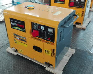 2kw/2kVA-10kw/10kVA Air Cooled Silent Diesel Power Portable Electric Generator pictures & photos