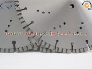 Green Concrete Cutting Turbo Diamond Saw Blade High Quality pictures & photos