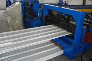Wall Tiles PPGI Roof Roll Forming Machine pictures & photos