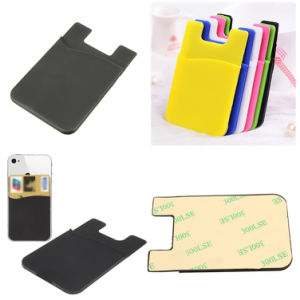 Multi-Color Eco Friendly Silicone Card Sleeve pictures & photos