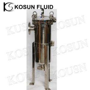 Stainless Steel Side Entry Bag Filter Housing pictures & photos