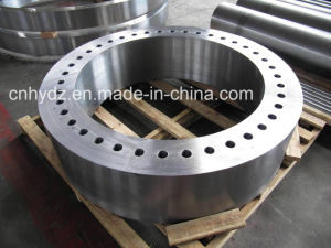 Hot Forged Equipment Flange with T-Shape Groove of Material A105 pictures & photos