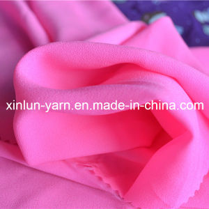 French Chiffon Abaya Fabric for Maxi Dress/Blouse/Garment pictures & photos