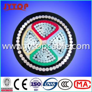Aluminum XLPE Cable 3 Core Armoured Cable pictures & photos
