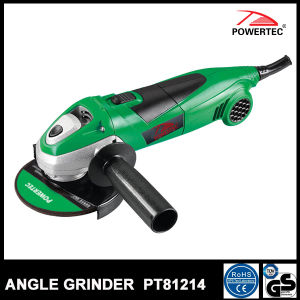 Home Use Small Mini Electric Angle Grinder (PT81214) pictures & photos