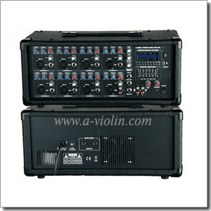 High Quality 8 Channel Mobile Power Amplifier (APM-0815U) pictures & photos