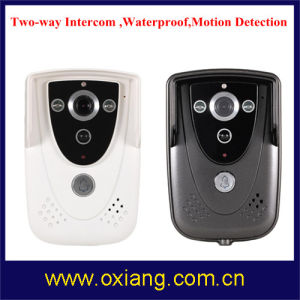 2 Way Intercom WiFi Video Door Phone Support 8 Smartphones pictures & photos