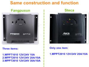 Fangpusun Solarix MPPT2010 MPPT 20A 10A Solar Charge Controller 12V 24V pictures & photos