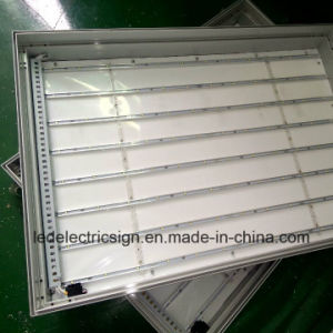 Wall Art Fabric Light Box LED Backlit Aluminum Frame Advertising Sign with Outdoor LED Sign pictures & photos
