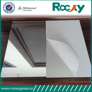 Safety Film Coated Silver Mirror Bathroom Mirror pictures & photos