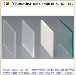 Milk White High Gloss Acrylic Sheet/PMMA Sheet Manufacture pictures & photos