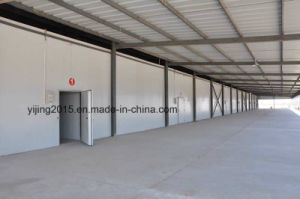 Polyurethane Insulated Sandwich Board Cold Room Freezer Wall Sandwich Panels