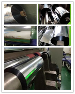 Pet Film /Metallized Pet Film 12micron pictures & photos
