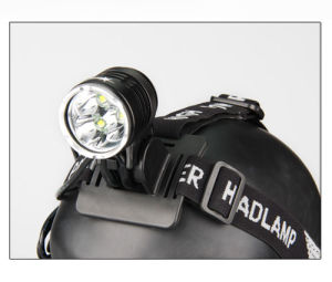 Bl02 Bicycle LED Flashlight for Helmet Cl43-0089 pictures & photos