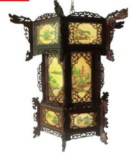 Chinese Antique Reproduction Palace Lantern pictures & photos