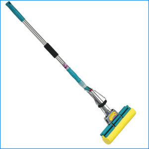 27cm Aluminum Fork Tile Floor PVA Mop (RSP080)