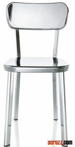 Magis Metal Stainless Steel Furniture Deja Vu Chair pictures & photos