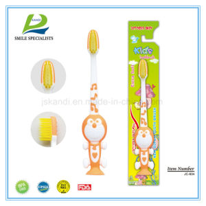 Kids Toothbrush with Cute Pokonyan pictures & photos