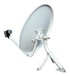 Ku Band Satellite Dish Antenna 75cm with SGS Certificate pictures & photos