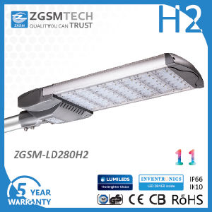 280W High Power LED Module Street Light with Aluminum Housing pictures & photos