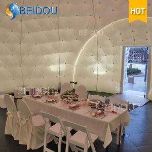 Inflatable Camping Pop up Relief Garden Gazebo Tents Party Giant Inflatable Dome Wedding Tent pictures & photos