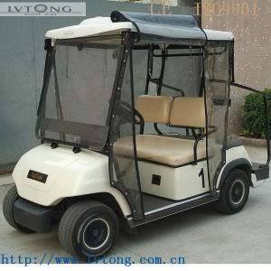 High Quality 2 Passengers Electric Buggy pictures & photos