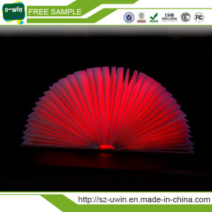 Book Shap Shaped LED Night Light pictures & photos