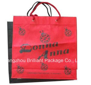 Reusable Non Woven Shopping Bag Tote Handle Bag pictures & photos