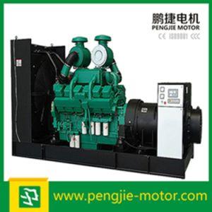 Open Type 120kVA Diesel Generator with Cummins Engine pictures & photos
