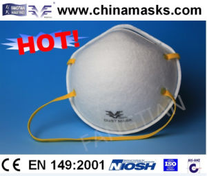 CE Disposable Active Carbon Dust / Face Mask pictures & photos