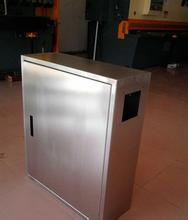 Custom Made Sheet Metal Case with Powder Coating (GL027) pictures & photos