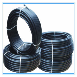 HDPE Water Pipe Plastic Hard Water Pipe for Water Supply pictures & photos