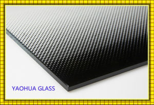 Safety Tempered/Toughened Glass Panels/Silkscreen Printed Glass Panels/Insulated Glass Panels