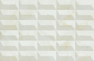 300X450mm 3D Inkjet Glazed Ceramic Bathroom Wall Tile (2LP58285A) pictures & photos