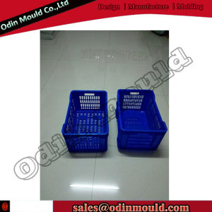 Stackable Plastic Crates Injection Mould pictures & photos