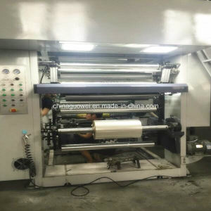 Automatic 8 Color Rotogravure Printing Machine with Seven Motor pictures & photos