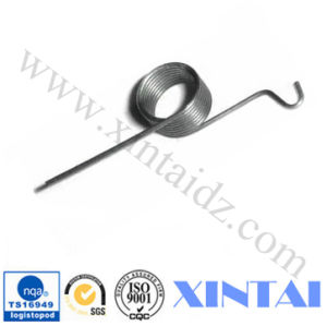 Custom Steel Antirust Torsion Spring pictures & photos
