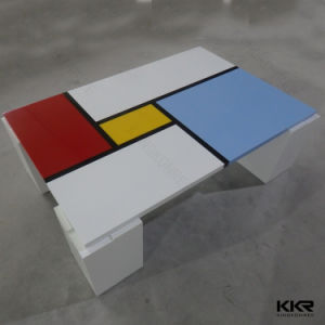 Modern Furniture Big Marble Stone Starbucks Coffee Table (TT1705247) pictures & photos