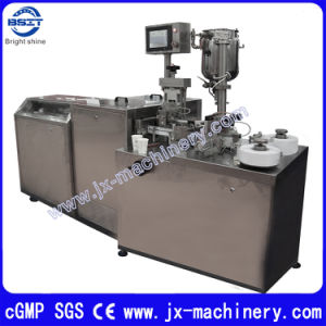 Laboratory Small Capacity Pharmaceutical Suppository Filling Sealing Machine pictures & photos