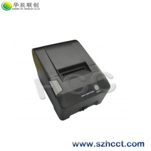 58mm Desktop Black USB Thermal Printer--Hrp58 pictures & photos