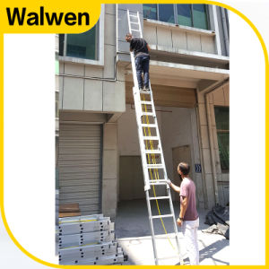 Aluminum Ladder /Telescopic Ladder / Triple Combination Ladder pictures & photos