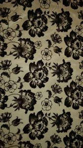 Flock on Flock Upholstery Fabric pictures & photos