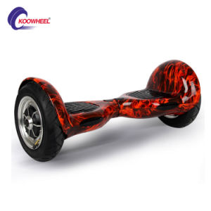 Factory 1000W Electric Two Wheels Monorover Koowheel 10 Inch Balancing Scooter pictures & photos