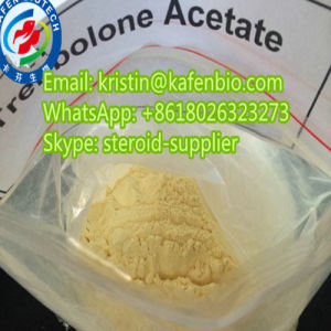 Anabolic Steroid Powder Trenbolone Acetate /Finaplix H/ Revalor H Musclebuilding