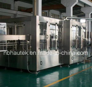 Automatic Bottle Rinsing Filling Capping Machine pictures & photos