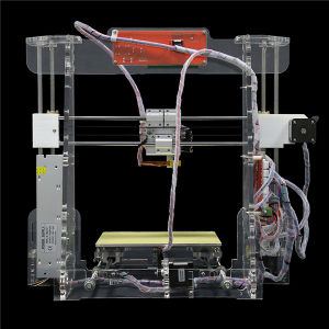 China Manufacturer High Precision Fdm DIY Desktop 3D Printer pictures & photos