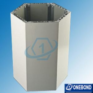 Onebond Difference Shape Aluminum Honeycomb Panel pictures & photos