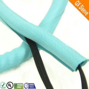 Lightweight Expandable Braided Slef-Closing Cable Wrap pictures & photos