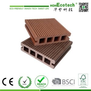 2015 Engineered Flooring Outdoor Wood Plastic Composite Decking WPC Decking//WPC Flooring Planks pictures & photos